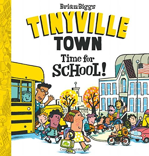 Time for School! (A Tinyville Town Book) PDF ePub ebook