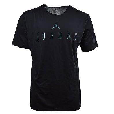 5de6b9887d9 Amazon.com: JORDAN TRAINING TEE mens fashion-t-shirts 862195: JORDAN ...