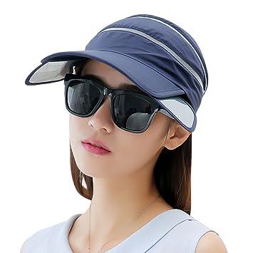 LCCHat Mujer Summer Empty Cap Male Sin Gorra Running Sun Hat Gorra ...