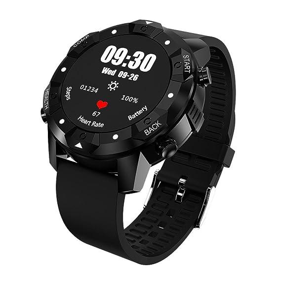 Reloj inteligente Wokee para Android 5.1, resistente al agua, Bluetooth, WiFi, GPS