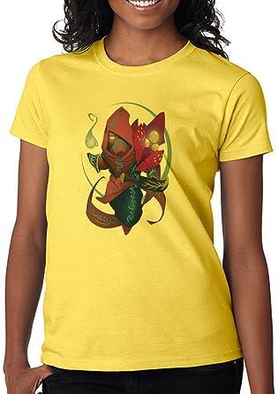 4c005066 League of Legends Chibi Malzahar Women' s Shirt Custom Made T-shirt (M):  Amazon.co.uk: Clothing