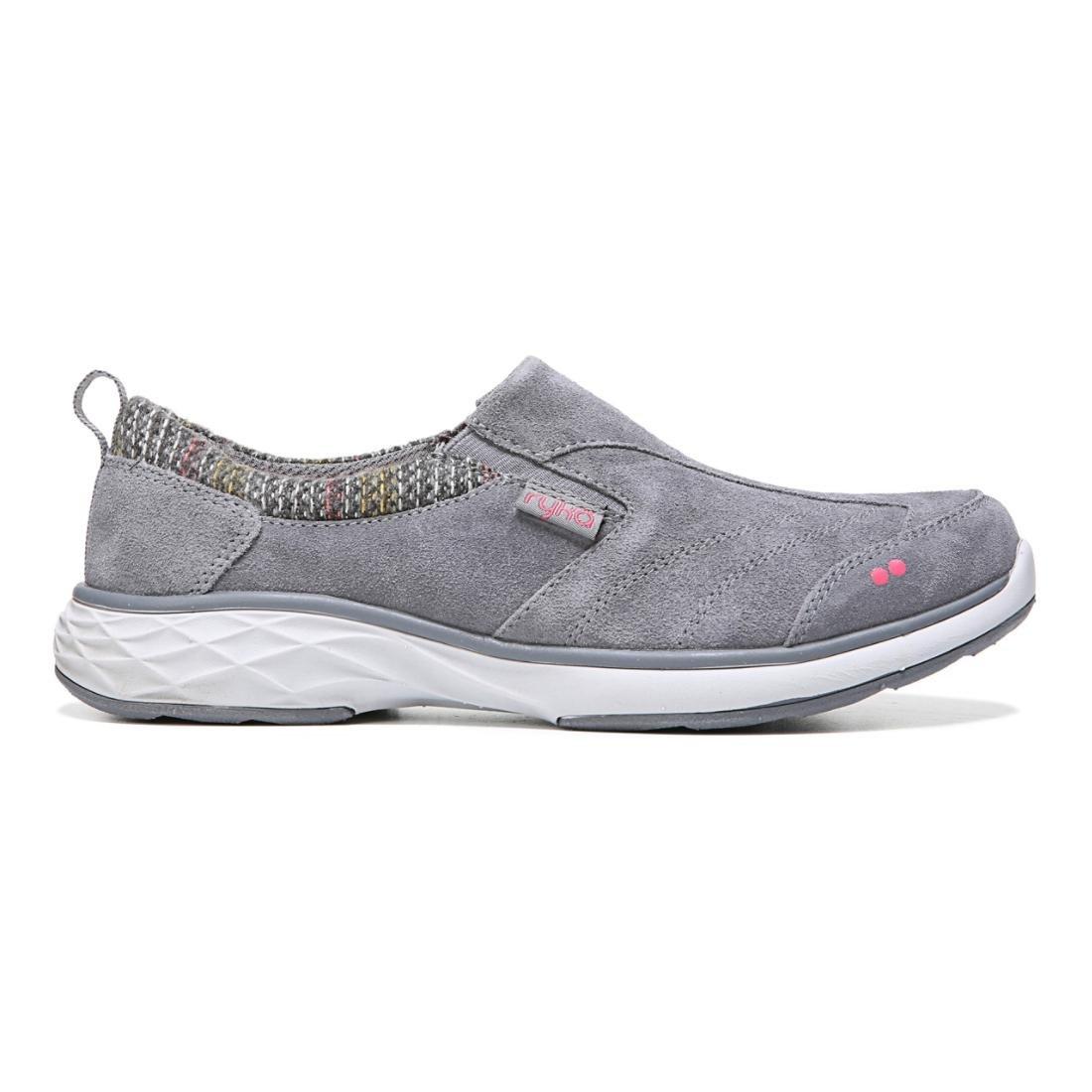 Ryka Women's Terrain Sneaker B01NB10HFD 5 B(M) US|Grey/Coral