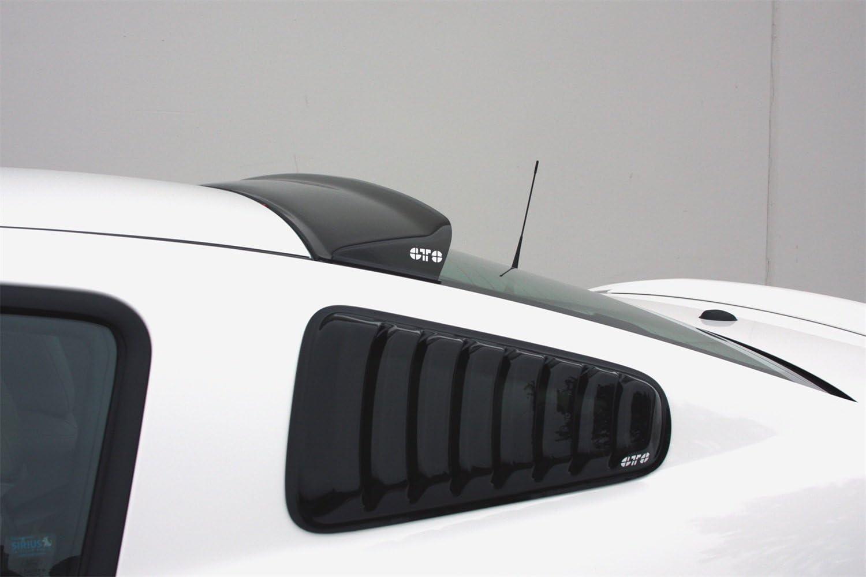 GT Styling 51241 Solarwing II Smoke Deflector