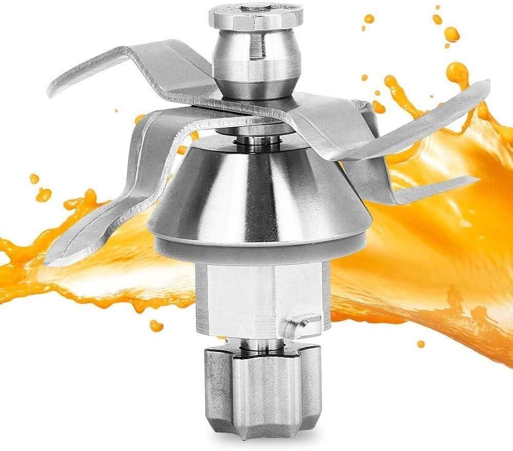 Ymiko Mixer Blade Edelstahlklinge Ersatzteilzubehör Passend Für Vorwerk Thermomix Tm31 Küche Haushalt