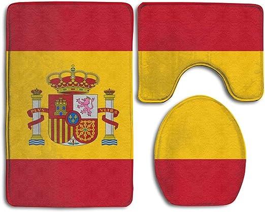 Gorgeous Socks País Bandera Nacional España 3 Piezas Juego de ...