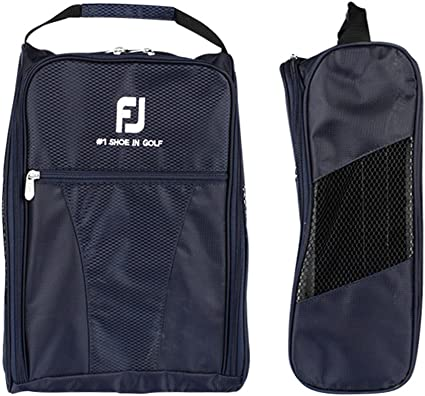 Amazon.com: FootJoy - Bolsa para zapatos de golf, color azul ...