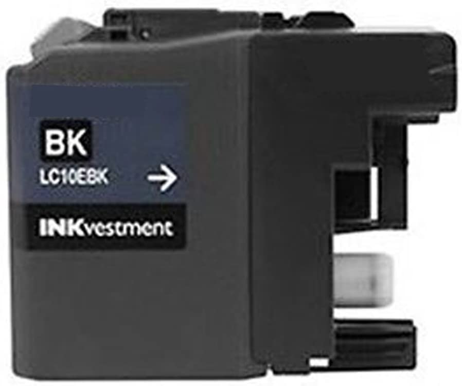 NYT Compatible High Yield Inkjet Cartridge Replacement for LC10EBK XXL LC10EC XXL LC10EY XXL LC10EM XXL for Brother MFC-J6925DW Printer Black, Cyan, Magenta, Yellow, 8-Pack