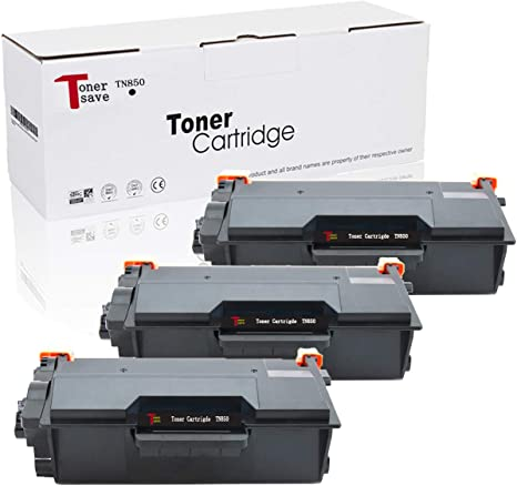 5 PK Compatible TN820 Toner Cartridge For Brother DCP-L5500DN DCP-L5600DN