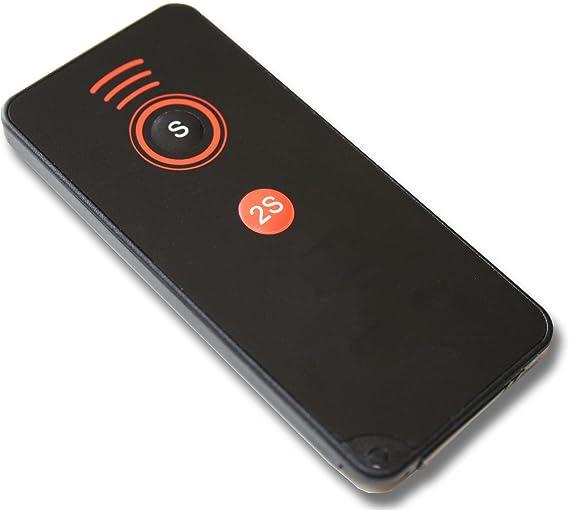 Vhbw Infrarot Fernbedienung Kamera Passend Für Sony Elektronik