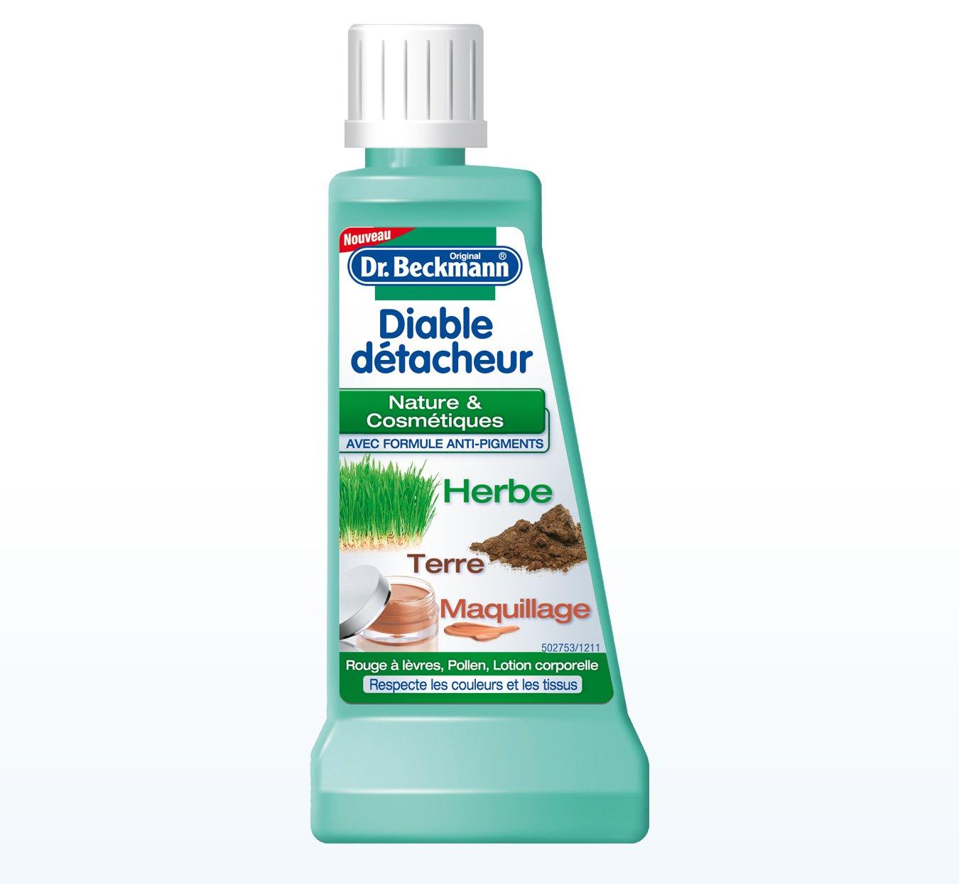 Dr.Beckmann - Carretilla dtacheur hierba/tierra/Maquillaje - 50 ml - Lote de 3: Amazon.es: Salud y cuidado personal