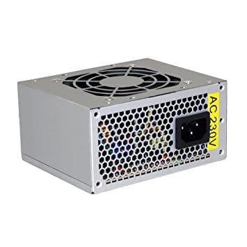 PSU 400W Micro ATX Switching Power Supply / 80mm Silent Fan / for PC ...