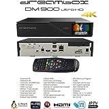 Dreambox DM900 Ultra HD 4K (2 x DVB-T2)