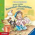 Meine ersten Bauernhof - Geschichten und Lieder (Meine erste Kinderbibliothek) Hörbuch von Sandra Grimm, Marlis Scharff-Kniemeyer Gesprochen von:  div.
