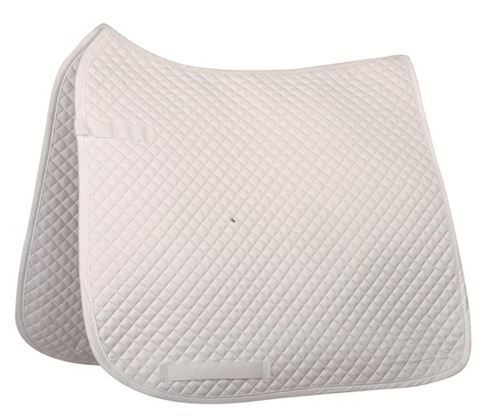 Hkm Diamond Small Quilted Saddlecloth Dressage /& General Purpose Pad