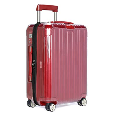 6f999909a5 Device Products RIMOWA リモワ SALSA DELUXE サルサデラックス 用 スーツケースカバー ファスナータイプ BLACK  (