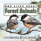 Forest Animals, Deborah Hodge, 1554530717