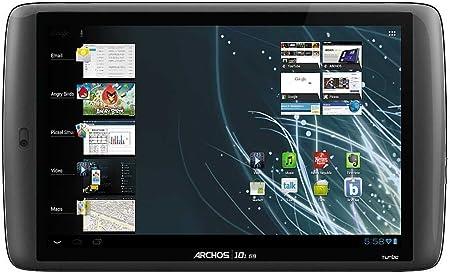 Archos 101 G9 Turbo 25 6 Cm Tablet Pc Schwarz Computer Zubehör