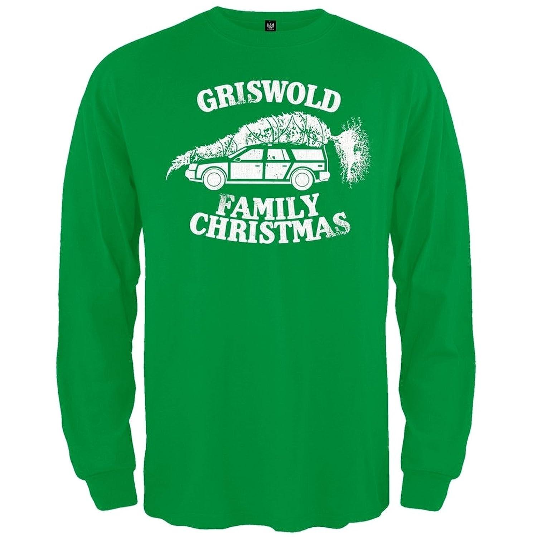 Amazon.com: Christmas Vacation - Griswold Family Christmas Green ...