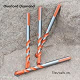 Triangular-Overlord Punching Hole Working Drill