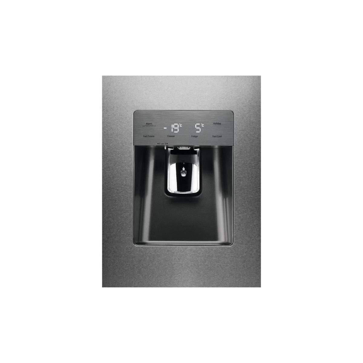 Electrolux - Frigorífico americano 91 cm, 536L a + + NoFrost ...