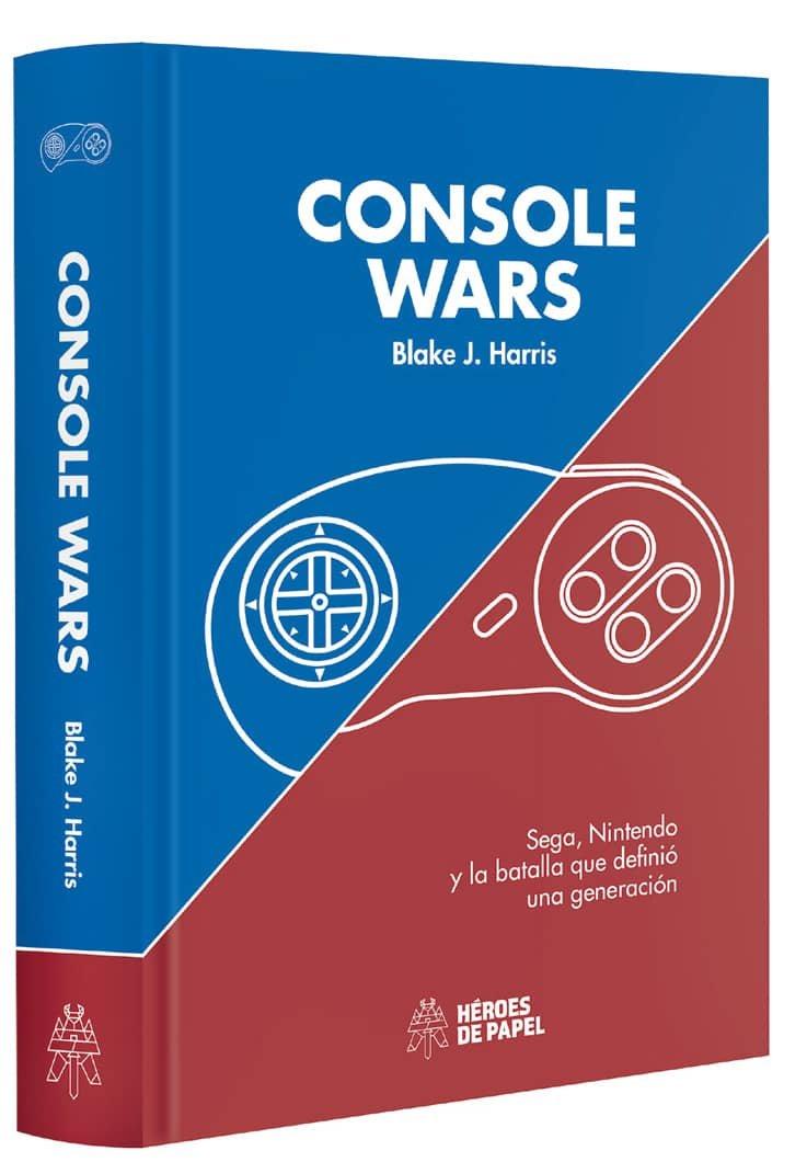 Console Wars: Sega, Nintendo y la batalla que definió una ...