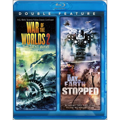 War of Worlds 2: The Next Wave / The Day the Earth Stopped [Blu-ray] (Gray Reid)