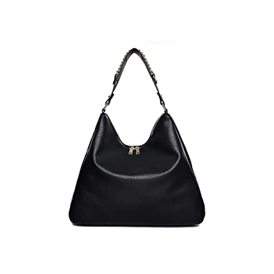 e5498efe0e5a NOTAG Hobo Bags for Women Large PU Leather Shoulder Purses ...