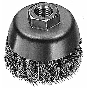 Milwaukee 48-52-1650 6-Inch Knotted Cup Brush