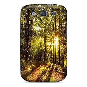 Defender Case With Nice Appearance (forest 3) For Galaxy S3