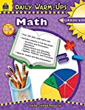 Daily Warm-Ups: Math, Grade 6 by Heath Roddy (2006-05-01)