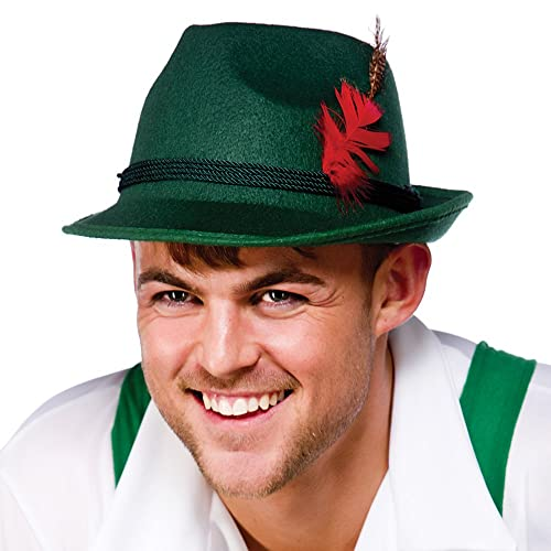 Bavarian Beer Guy Hat - Adult Accessory