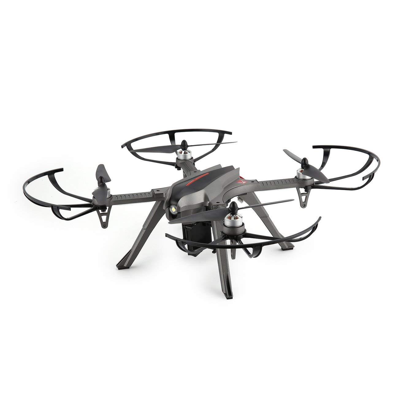MJX Bugs B3H RC Drohne Quadcopter Quadcopter Drohne Frei zum Schalten der Höhe Halten RC Quadcopter Drohne Brushless Motor 1806 1800KV Keine Kamera Silber & Grau 207ef2