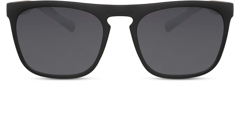 Cheapass Gafas de Sol Estilo Deportivo para Hombre Real Protección UV400