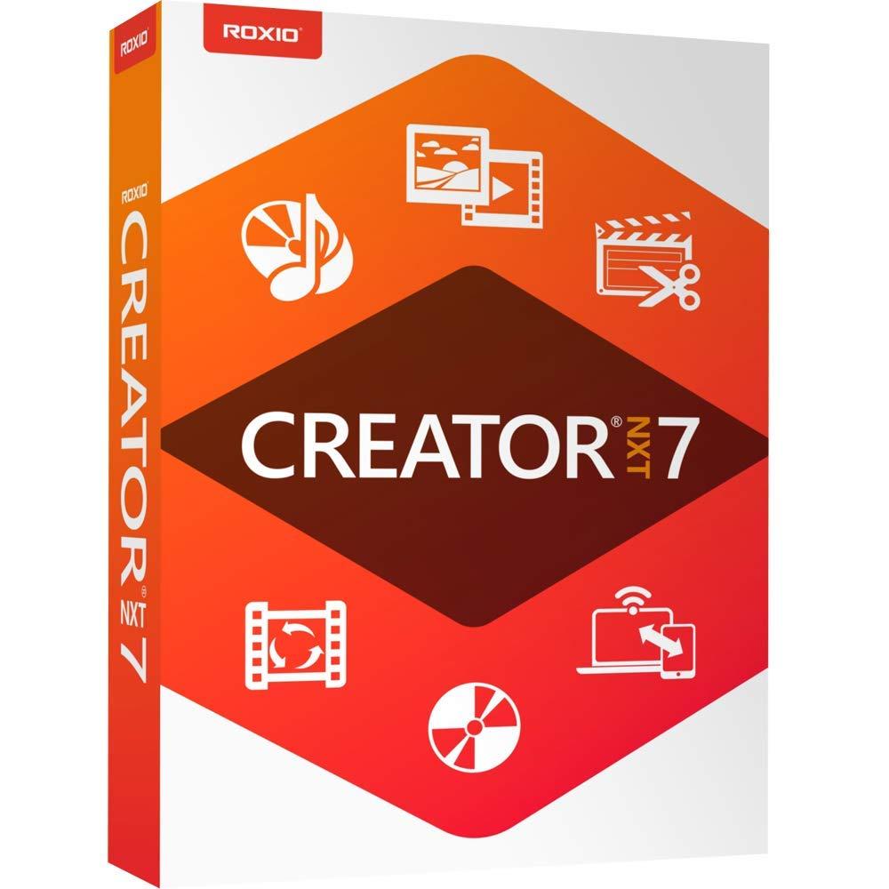 Roxio Creator NXT 7 - CD/DVD Burning & Creativity Suite [PC Disc] by ROXIO