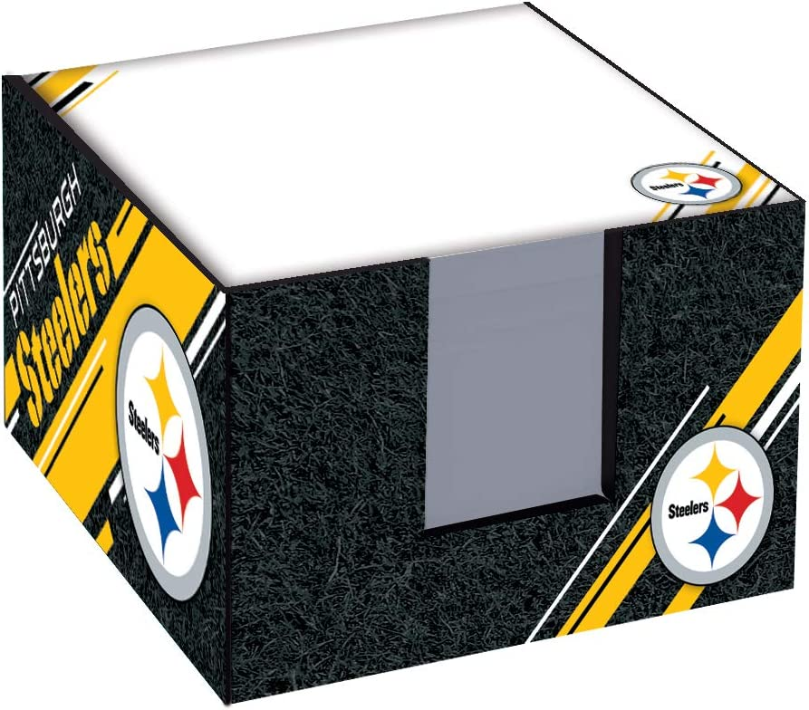 Turner Sports Pittsburgh Steelers Note Cube W/Holder (8125008)