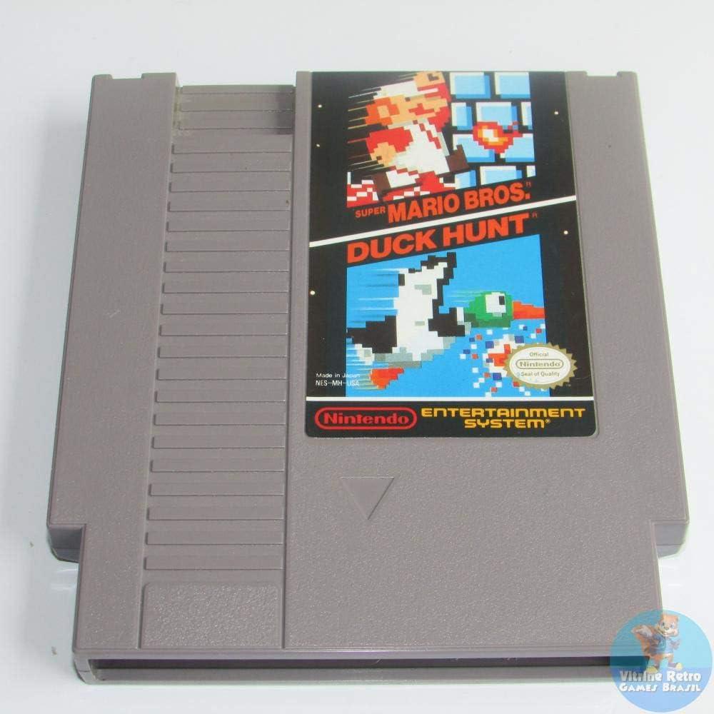 Amazon com: Super Mario Bros  / Duck Hunt: Unknown: Video Games