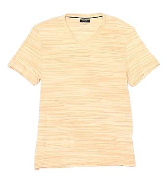 8ddf1af7919 Amazon.com  Alfani Men s V-Neck Short Sleeves T-Shirt (XL)  Clothing