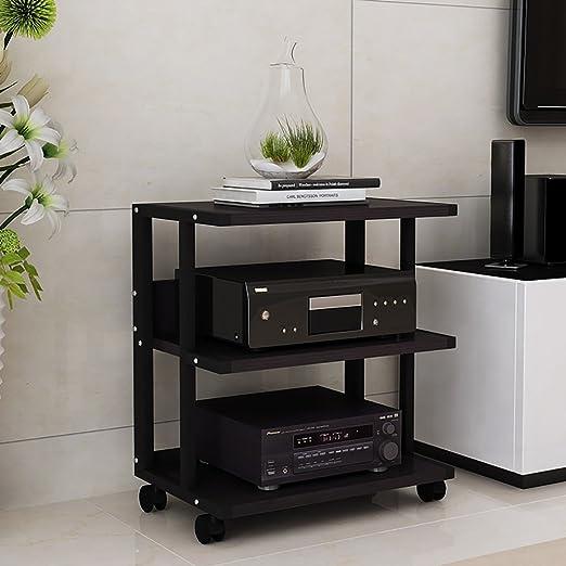 CHAOYANG Soportes de TV Amplificador Rack/Amplificador de Potencia ...