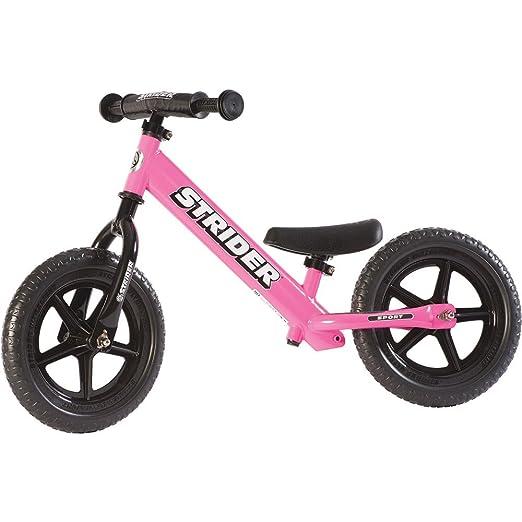 52 opinioni per Strider 12 Sport Bicicletta per Bambini, 18 Mesi- 5 Anni, Rosa