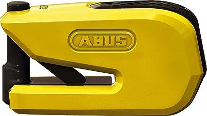 Abus 84045 6 Bremsscheibenschloss Gelb Auto