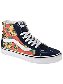 2c59ee1972 Image Unavailable. Image not available for. Colour  Vans Sk8-Hi Reissue (Star  Wars Yoda Aloha) Men s Skate Shoe-7
