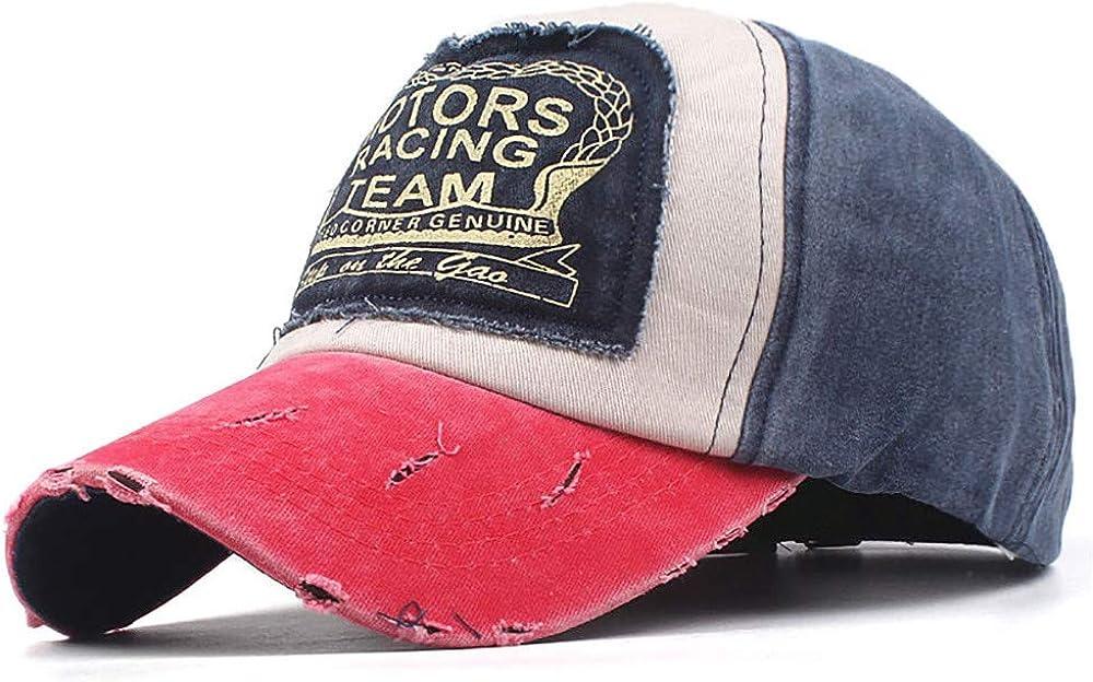 Gorra Estilo Vintage Sombreros de Sol, Moda Agujero Gorra de ...