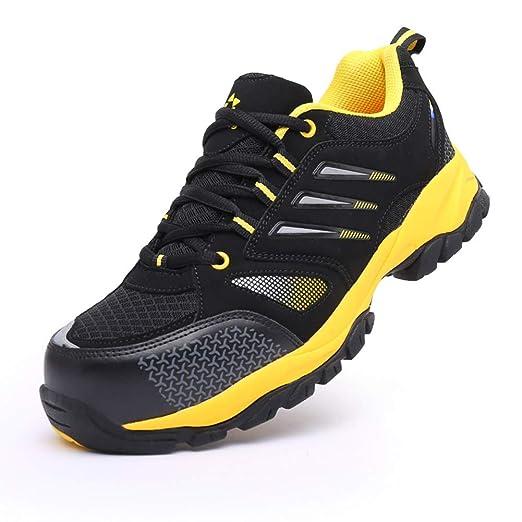 GPFSHOES Zapatos de Seguridad para Hombres Mujeres Invierno ...