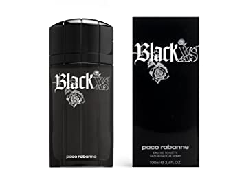Black Xs By Paco Rabanne Edt Spray 3 4 Oz Eau De Toilettes Beauty