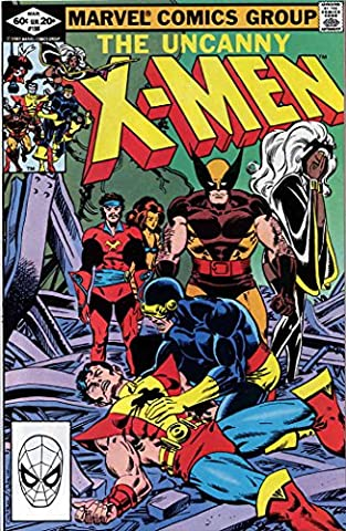 Uncanny X-Men, The #155 VF/NM ; Marvel comic book (Uncanny Xmen 155)