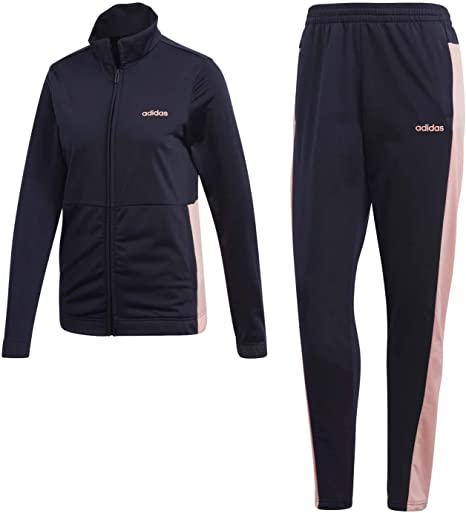 adidas WTS Plain Tric Chándal, Mujer: Amazon.es: Deportes y aire libre