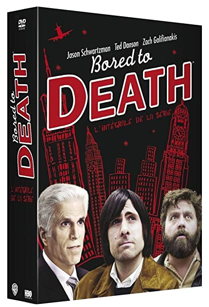 Amazon Com Bored To Death Complete Series 1 3 6 Dvd Box Set Bored To Death Complete Series One Two Three Non Usa Format Pal Reg 2 Import France