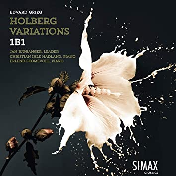 Grieg: Holberg Variations