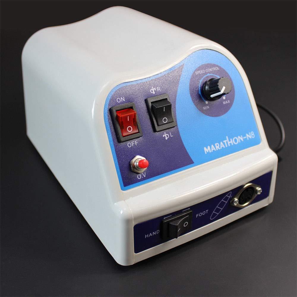 50KRPM Handpiece NSKI Micro Motor Marathon N8 Electrical Polishing Machine Lab Equipment