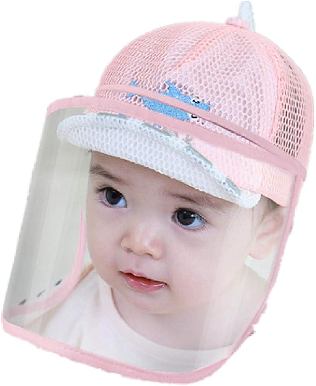 AQ1 Baby Sun hat face Shield Foldable Thin Section Anti-Foam Sunshade Sun hat